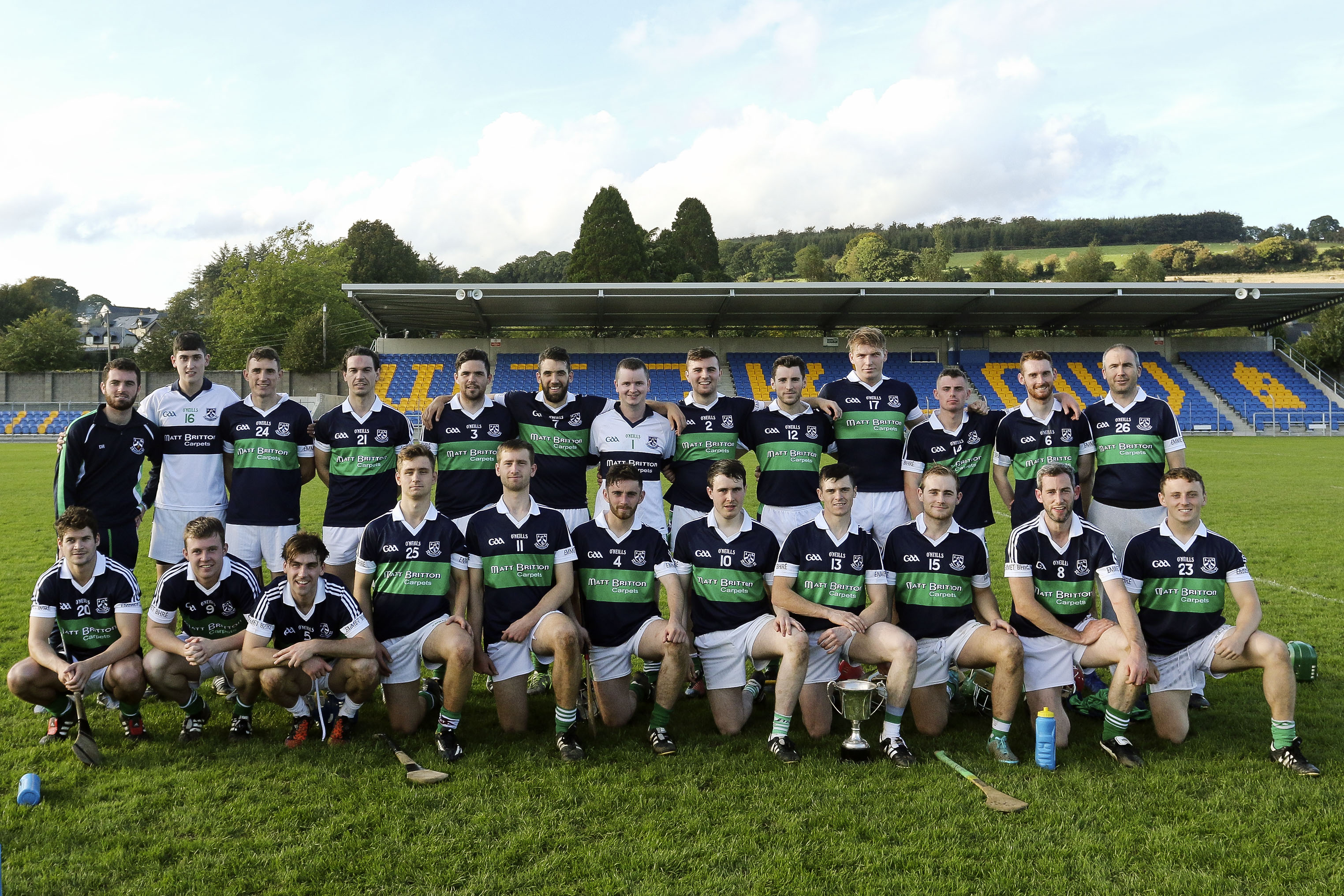 Intermediate Hurlers 2016