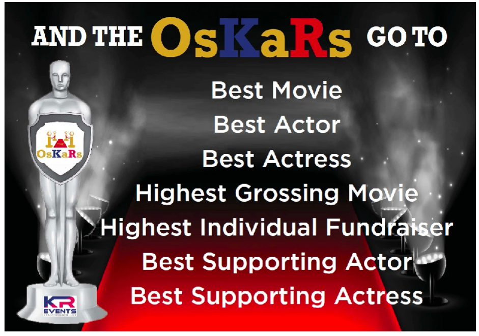Oskars 2017Categories